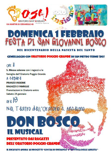 Festa Don Bosco 2015